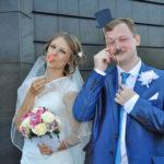 Свадьба фото Алена и Александр-14